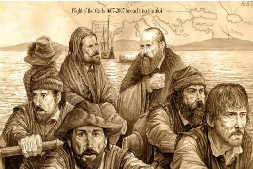 Los Condes de Irlanda: campanadas del final de unmundo