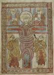 Ms. Sankt Gallen: crucifixion