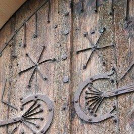 Puerta, s. XII