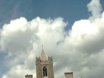 Por los tejados de St. Patrick (Dublin)