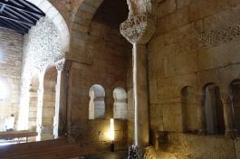 Hacia NO desde transepto