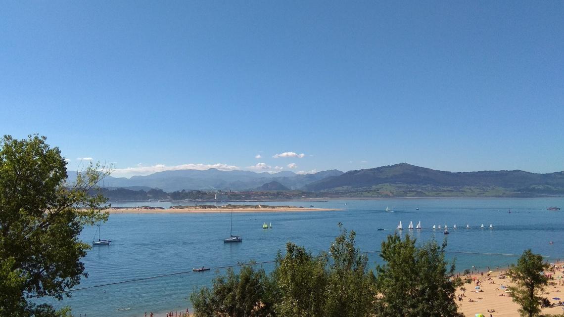 bahía, Santander,